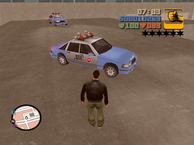 Скачать Игру Гта 3 Русские Машины - фото 11
